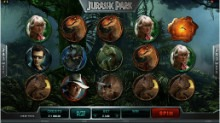 Jurassic Park Slot Tiny RE