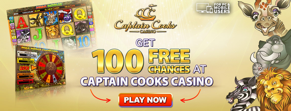 captain cooks casino canada 2019 review